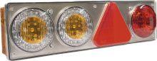 6-FUNCTION REAR LED LAMP SERIES DSL-2200 24V