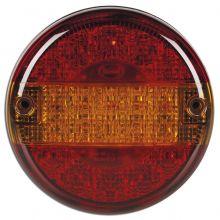 3-FUNCTION REAR LED LAMP 9-33V