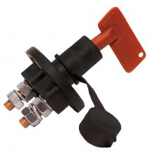 SWITCH FOR BATTERY MAIN LEAD WITH PROTECTIVE CAP)