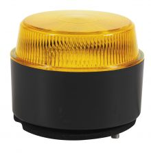 XENON PHARE 10-100V DC & 20-72V AC BASE FLAT / PLACEMENT EN SURFACE / CABLE  / 5m