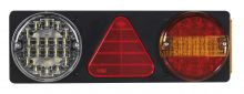 6-FUNCTION REAR LED LAMP 9-33V SERIES DSL-180