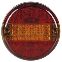 3-FUNCTION REAR LED LAMP 9-33V