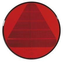 TRIANGLE REFLEX - REFLECTOR SURFACE MOUNTING